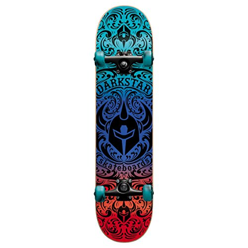 Darkstar dscofu104Skateboard Completo Multicolore Dimensioni 7,5