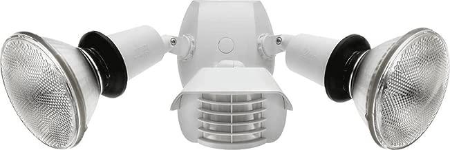 RAB Lighting GT500RW Gotcha Outdoor Sensor Floodlight Kit with 110 Degrees View..
