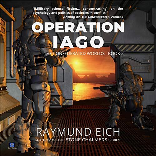 Operation Iago cover art