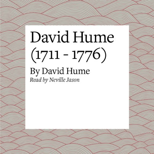 David Hume (1711 - 1776) audiobook cover art