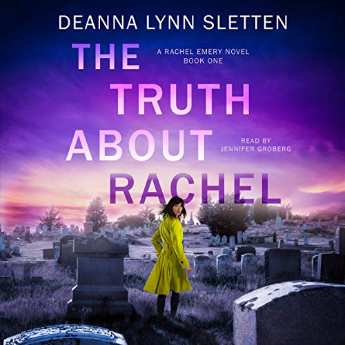 The Truth About Rachel cover art