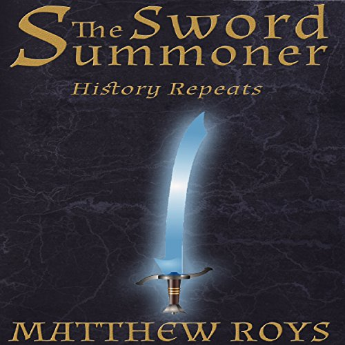 The Sword Summoner audiobook cover art