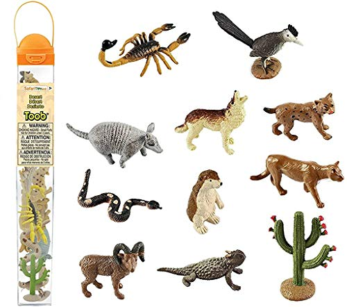 Top 10 best selling list for miniature desert animals