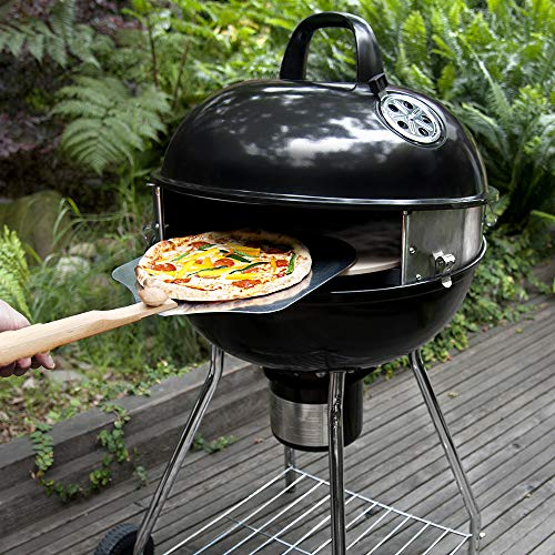 Kit de pizza para barbacoas de patas