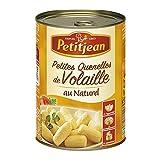 PETITJEAN - Petites Quenelles De Volaille Au Naturel 255G - Lot De 4 - Offre Special