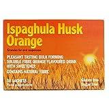 THREE PACKS of Ispaghula Husk Orange 30 Sachets