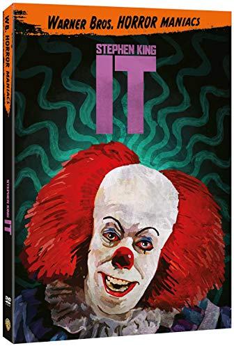 It- Stephen King's - WARNER BROS. HORROR MANIACS (DVD)