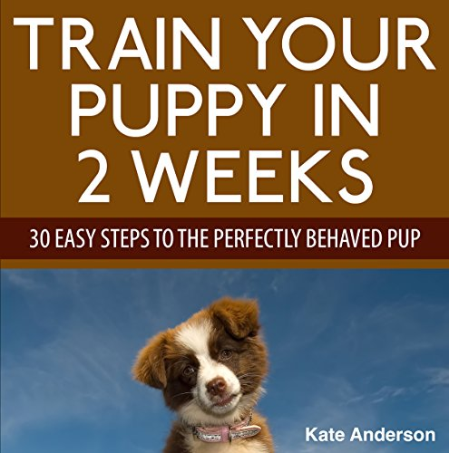 Train Your Puppy in 2 Weeks audiobook cover art