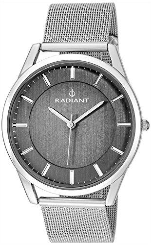 Radiant new northtime large orologio Uomo Analogico Al quarzo con cinturino in Acciaio INOX RA407201
