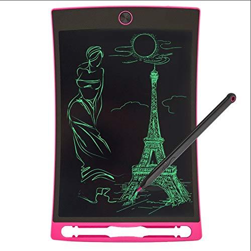 TUHUA Tableta de Escritura LCD for niños Tablero de Escritura de Aprendizaje Cojín de Escritura LCD Tablero de Dibujo Doodle Inteligente Electrónica portátil Almohadillas de Escritura Digital