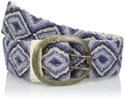 Wool belt great 7th anniversary gift idea for a spouse