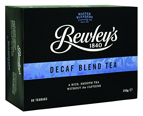 Bewley's Decaf Blend Tea Bags, 250 gram, 80 Tea Bags