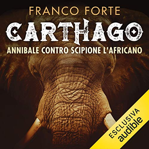 Carthago Audiobook By Franco Forte cover art