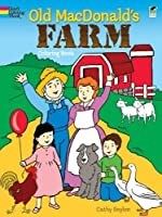 Old MacDonald's Farm Coloring Book (Dover Coloring Books)