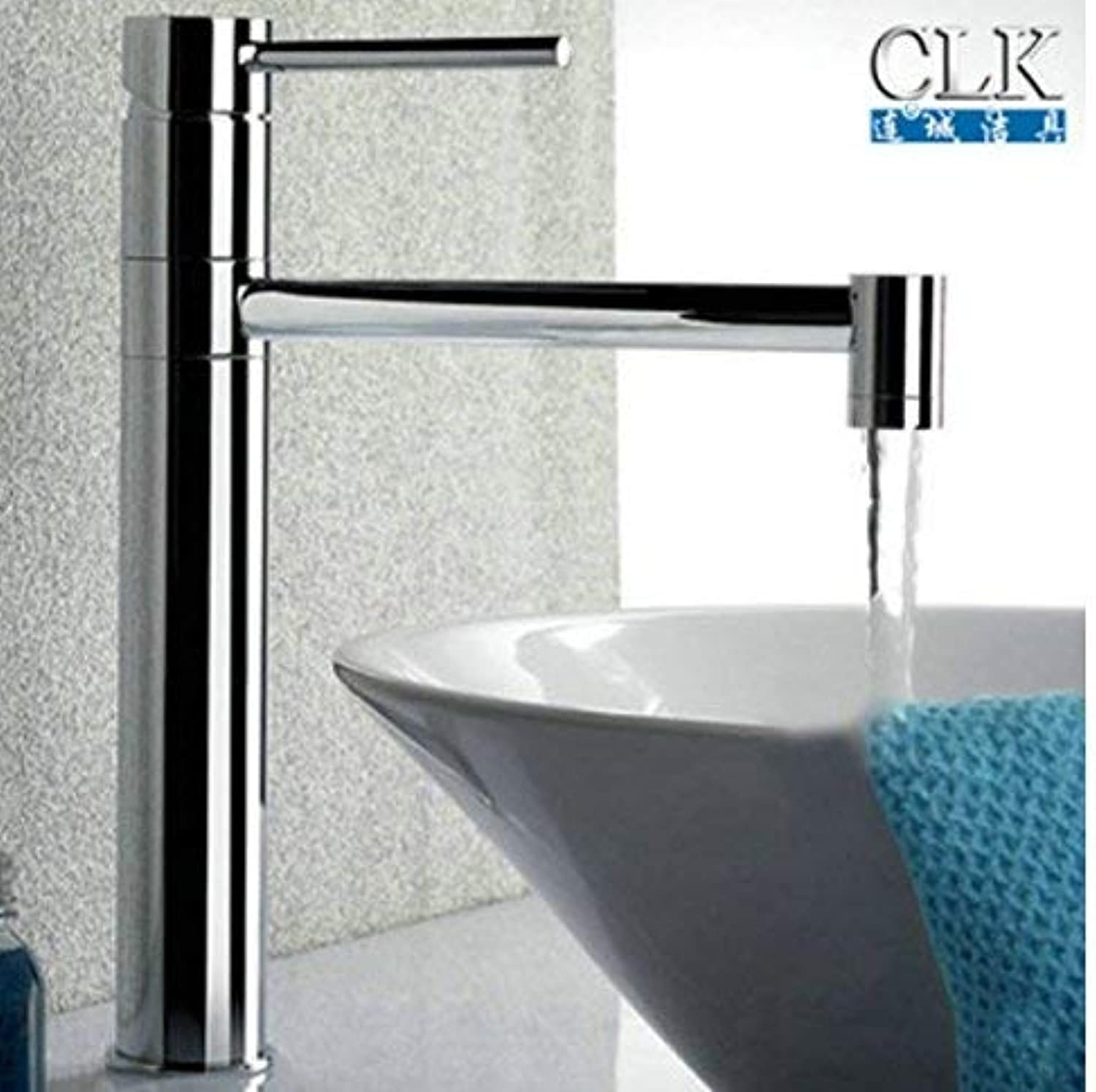 Oudan Basin Mixer Tap Bathroom Sink Faucet The cross-border for the basin mixer with high-copper hot and cold basin tap Turn on the wash basin mixer