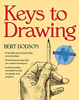 Keys to Drawing by [Bert Dodson]