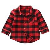 MERSARIPHY Baby Boys' Button-Down & Dress Shirts
