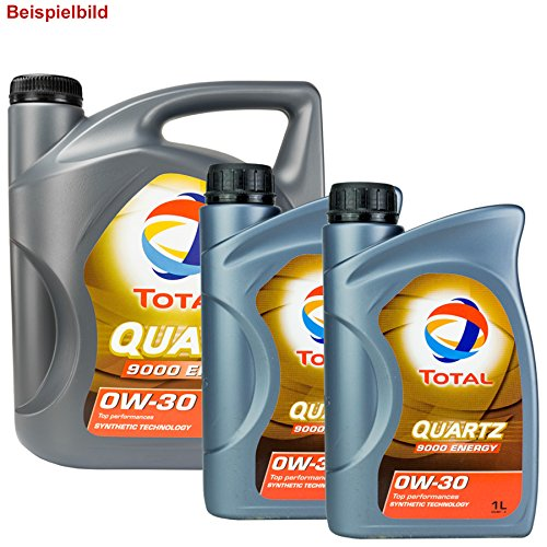 7 liter motorolie TOTAL QUARTZ 9000 Energy 0W-30