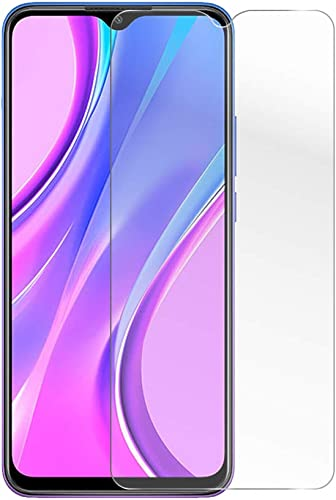 Prime Retail Redmi Mi 9A Tempered Glass Screen Protector