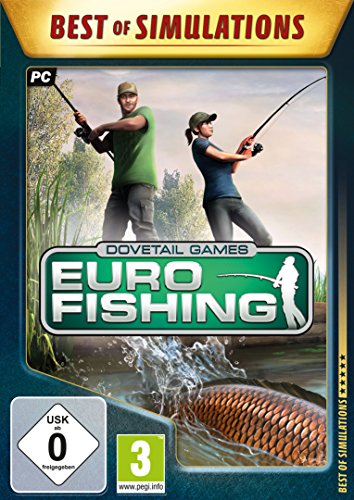 Dovetail Games: Euro Fishing PC