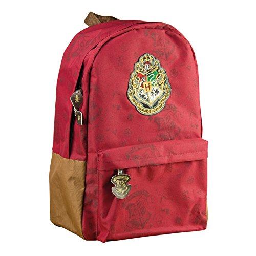 Harry Potter Hogwarts Backpack - Great School Bag or Book Bag