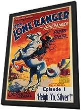 The Lone Ranger - 11 x 17 Framed Movie Poster