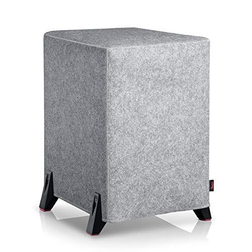 Teufel T 10 WOOFER Sleeve Grau
