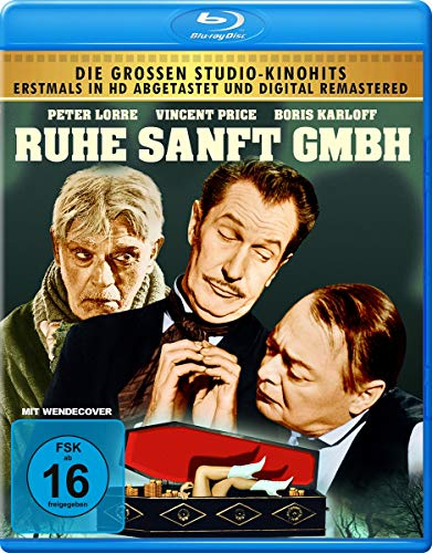 Ruhe Sanft GmbH - Kinofassung (in HD neu abgetastet) [Blu-ray]