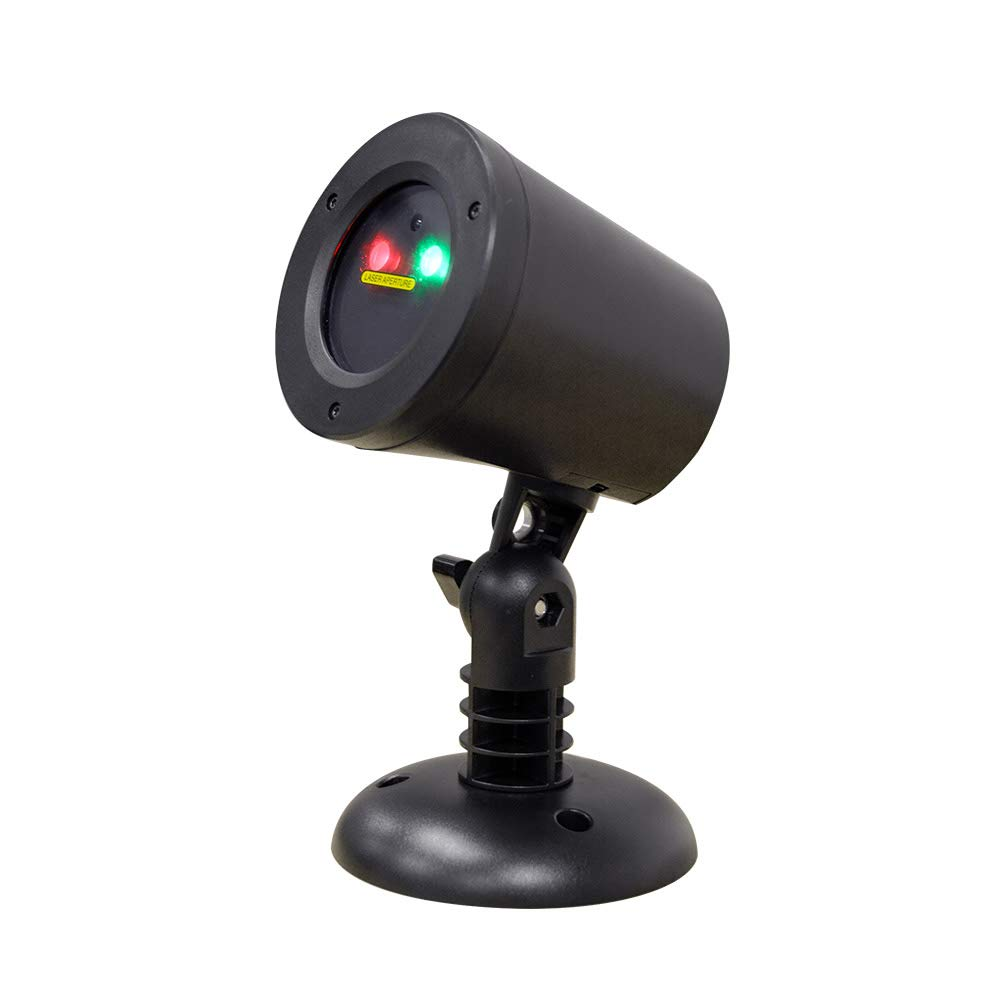 BlissLights Motion Green Firefly Projector