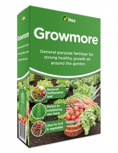 Vitax Growmore Engrais 1.25 kg