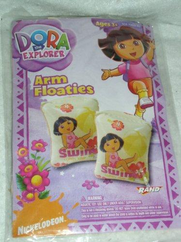 Nickelodeon Dora The Explorer Inflatable Arm Floats