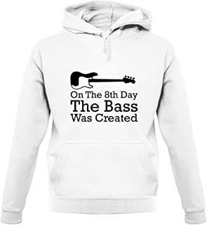 On The 8th Day The Bass was Created - Unisex Hoodie/Hooded Top