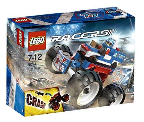 LEGO Racers 9094 - Estrella de Acero