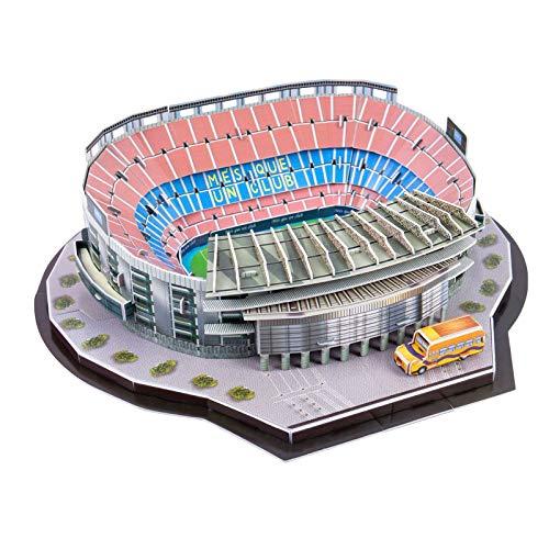 ZMME 3D Football Stadiums Intelligent Puzzle (Camp NOU Stadium)