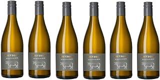 Metzger Prachtstück Weissburgunder Chardonnay Cuvée Weißwein Wein trocken Deutschland aus der Pfalz 6 Flaschen