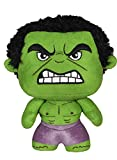 It's a plush. It's a figure. It's Funko's Fabrikations! Get your very own version of Hulk as a figural plush that can stand up! This Avengers: Age of Ultron Hulk Fabrikations Plush Figure features the Green Goliath with a bit of figural structure.