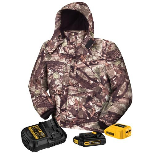 DeWalt Camo Heated Jacket