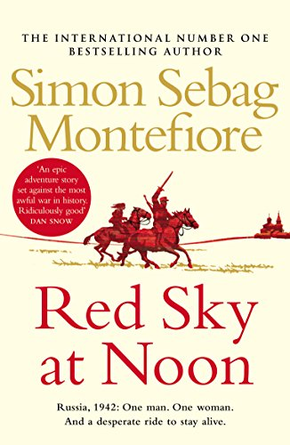 Red Sky at Noon (The Moscow Trilogy Book 2) (English Edition)