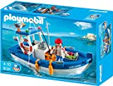 PLAYMOBIL - Barco de Pesca, Set de Juego (5131)