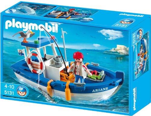PLAYMOBIL - Barco de Pesca