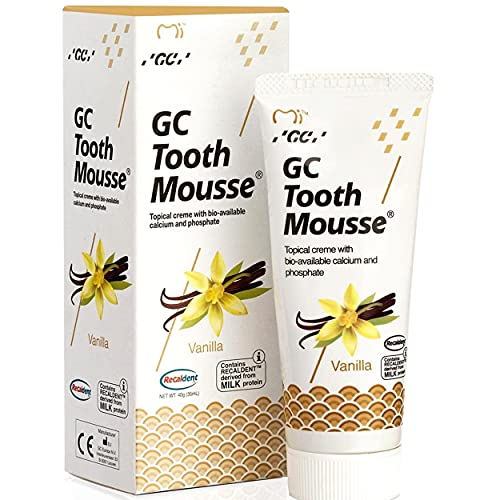 GC Tooth Mousse Vanille 35ml