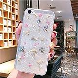 Robinsoni Cover Compatibile con iPhone 6 Custodia Flessibile iPhone 6S Cover Silicone TPU ...