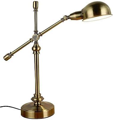 Escritorio Lámpara LED abeja lámpara de mesa industrial de viento ...