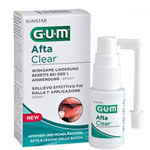 SUNSTAR - AFTACLEAR GUM SPY 15ML