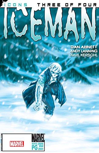 X-Men Icons: Iceman (2001-2002) #3 (of 4) (English Edition)