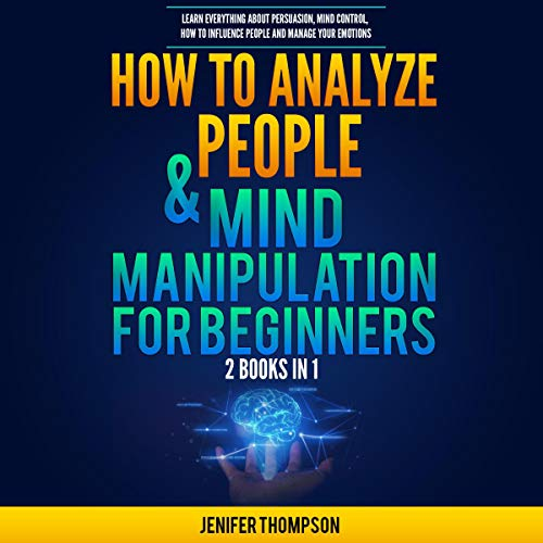 How to Analyze People & Mind Manipulation for Beginners cover art