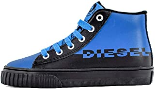 Diesel Blue Fashion Sneakers For Boys