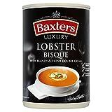 Baxters Luxury bisque de homard soupe 415g