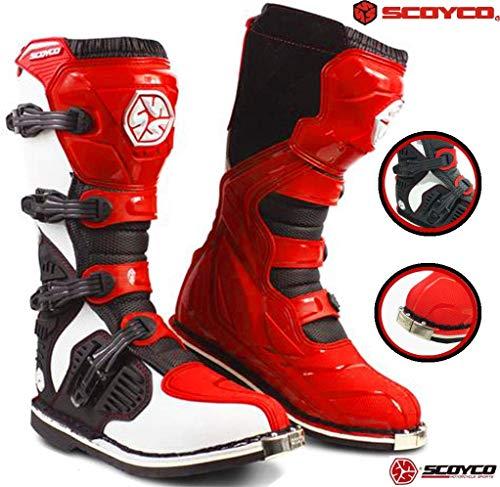 Bihr/ /Soporte de acero para lavar botas de motocross o quad