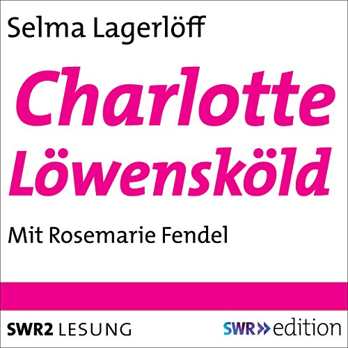 Charlotte Löwensköld audiobook cover art